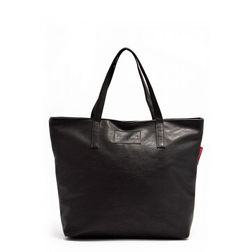 Женская сумка Poolparty pool88-black-PU