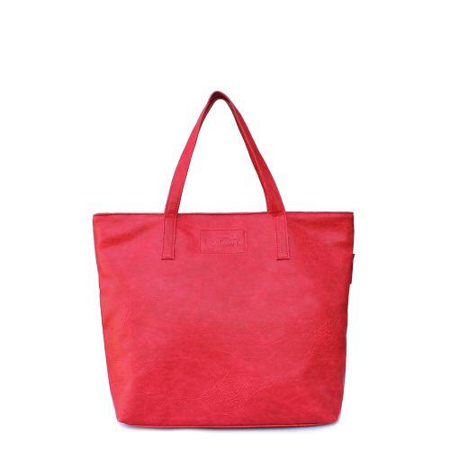 Женская сумка Poolparty pool-88-red-PU
