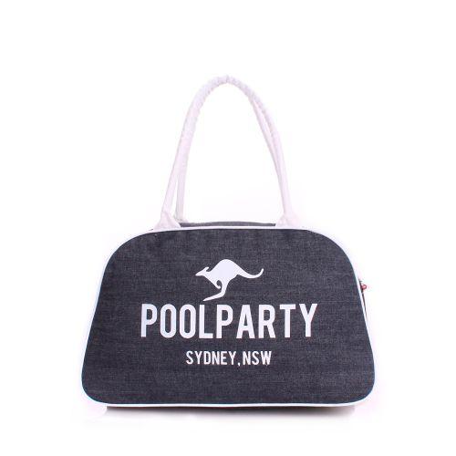 Женская сумка Poolparty pool-16-jeans