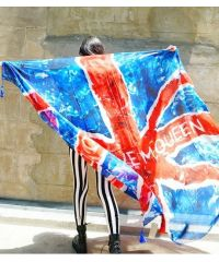 Шелковый шарф флаг Великобритании