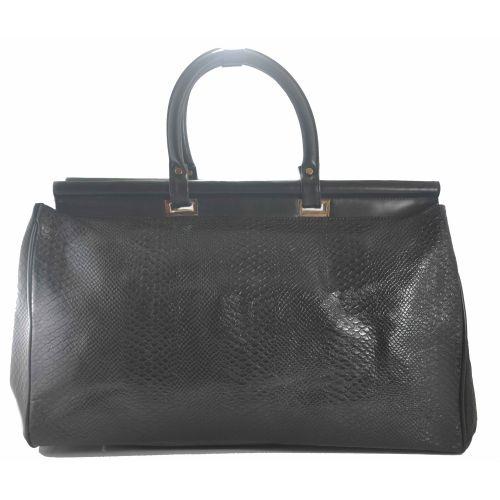 Дорожная сумка Elegance черная