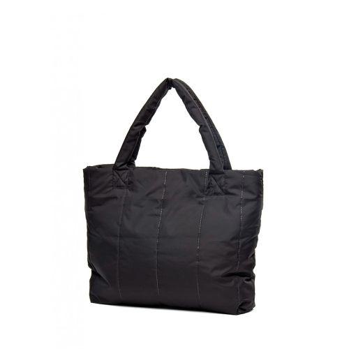 Дутая сумка Poolparty ns8-black