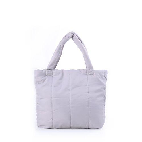 Дутая сумка Poolparty ns8-grey