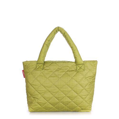 Дутая сумка Poolparty pp4-green