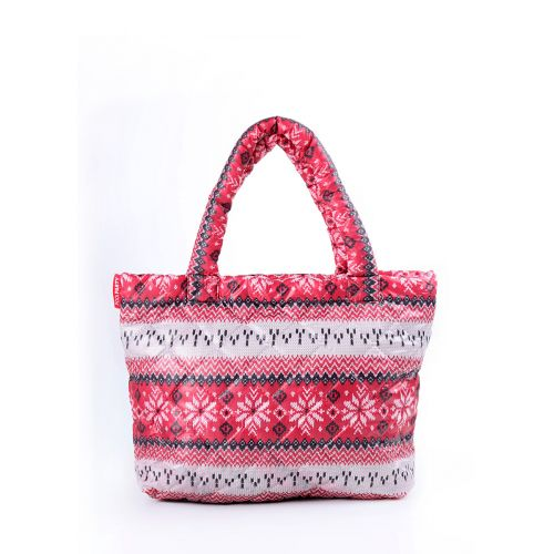 Стеганая сумка Poolparty pp11-red