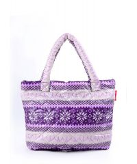 Стеганая сумка Poolparty pp11-purple