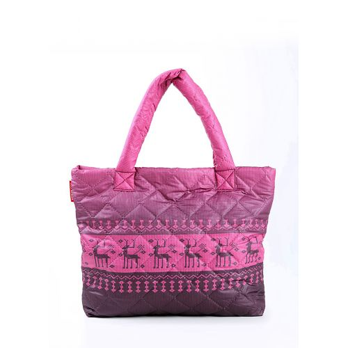 Стеганая сумка Poolparty pool-67-purple