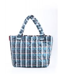 Стеганая сумка Poolparty pool-70-scott-blue