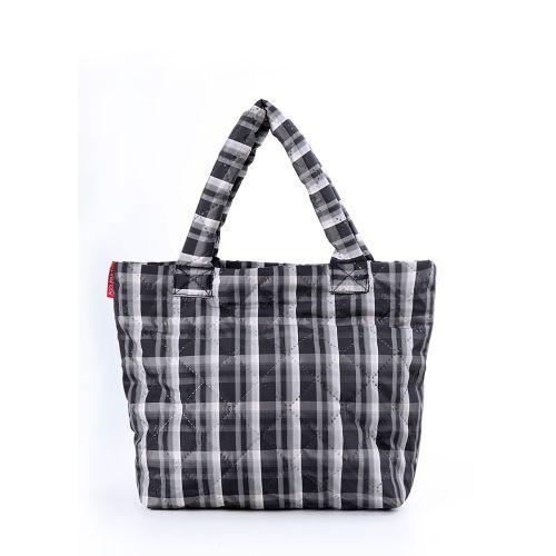 Стеганая сумка Poolparty pool-70-scott-grey