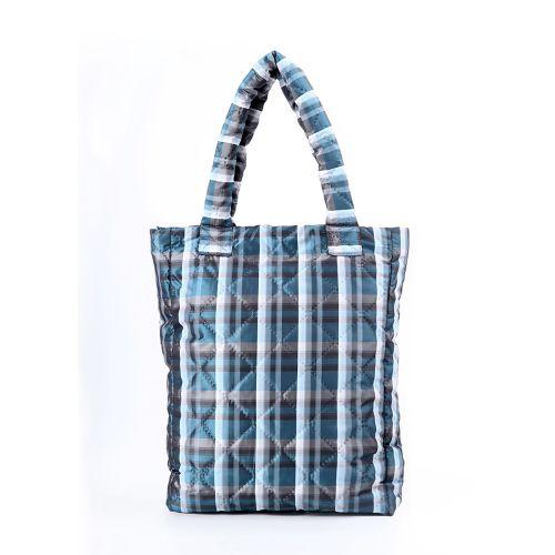 Стеганая сумка Poolparty pool-63-scott-blue