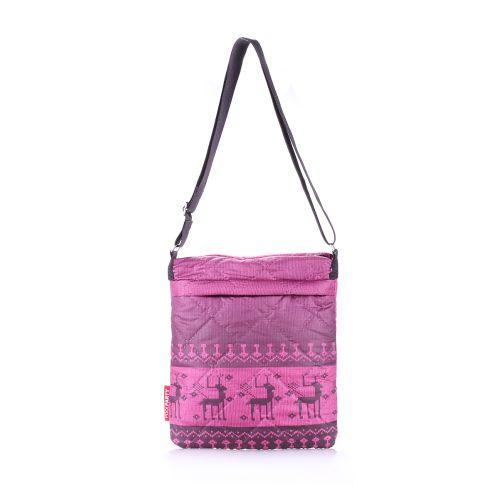 Стеганая сумка Poolparty pool74-purple