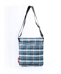 Стеганая сумка Poolparty pool-62-scott-blue