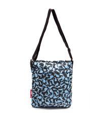 Стеганая сумка Poolparty pool-59-blue-rabbits