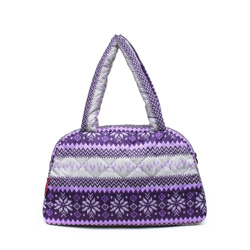 Стеганая сумка Poolparty ns-2-nordic-purple