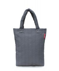 Стеганая сумка Poolparty ns3-darkgrey-fir