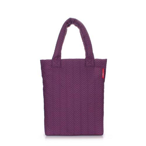 Стеганая сумка Poolparty ns3-violet-fir