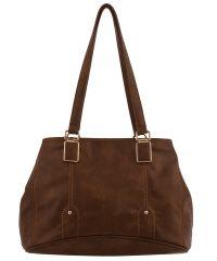 Женская сумка B1 T20138 коричневая