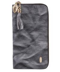 Женский кошелек B1 A01324-NO415 мрамор серый