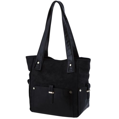 Женская сумка B1 MB001 черная