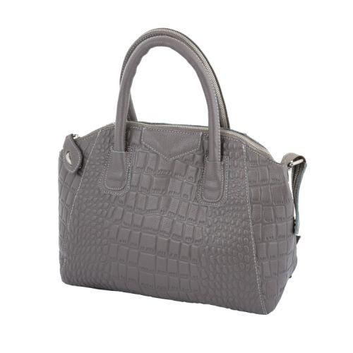Женская сумка B1 14005BA серая