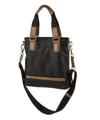 Мужская сумка B1 T19374 черная