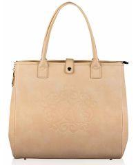 Женская сумка Alba Soboni А 14005 бежевая