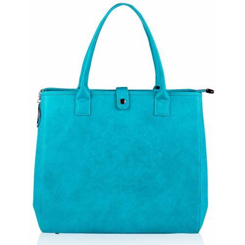 Женская сумка Alba Soboni А 14005 бирюзовая