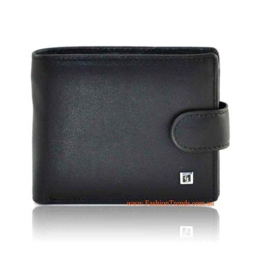 Мужской кошелек Dr.Bond M14 черный