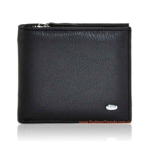 Мужской кошелек Dr.Bond M54 черный