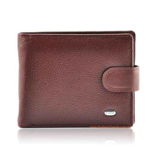 Мужской кошелек Bretton M3 коричневый