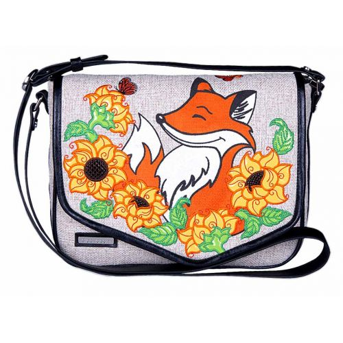 Женская сумка Alba Soboni А 141255 лиса бежевая
