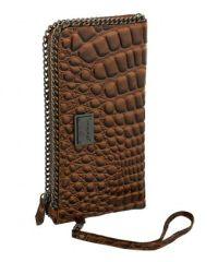 Женский кошелек B1 A01343 коричневый