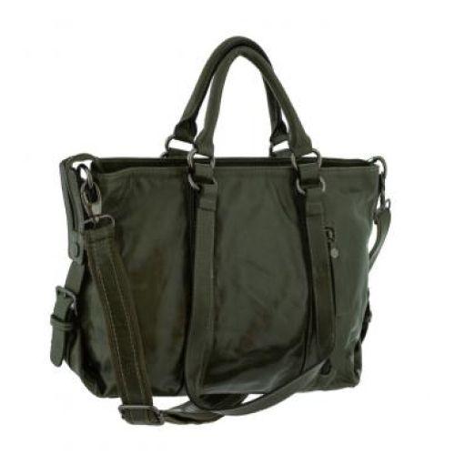 Женская сумка B1 23396 хаки