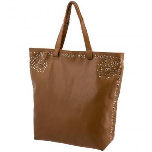 Женская сумка B1 9020B рыжая