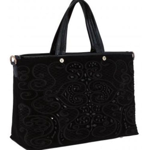 Женская сумка B1 23730 черная