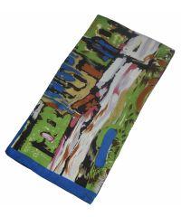 Шелковый платок Fashion картина маслом