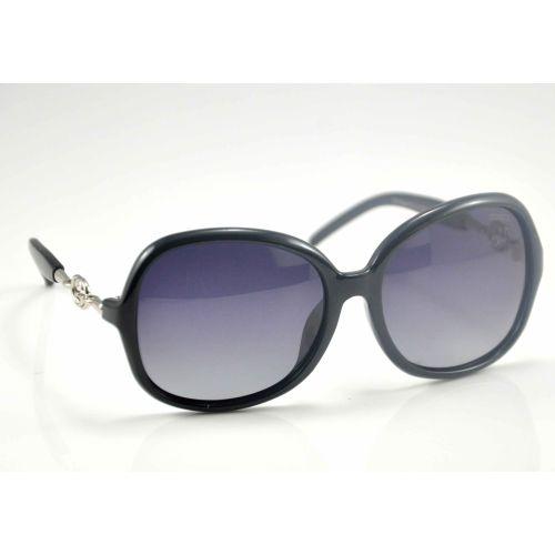 Солнцезащитные очки Gucci Logo черные