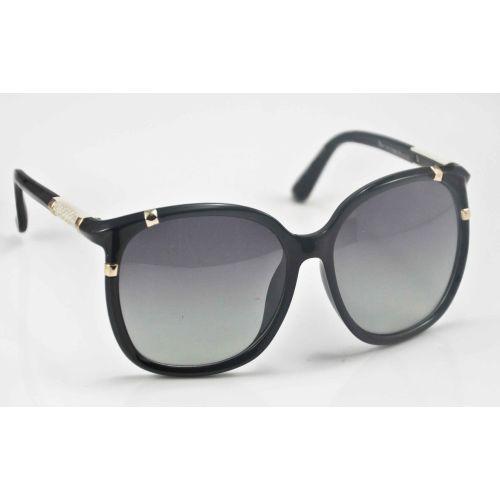 Солнцезащитные очки Christian Dior Bigcat черные