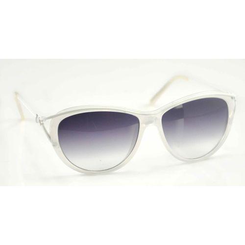 Солнцезащитные очки Cat Bant белые