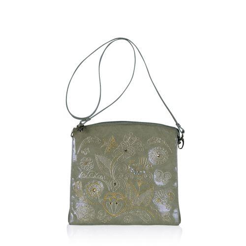 Женская сумка Alba Soboni 141323 серая
