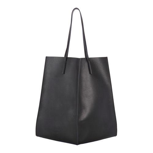Женская кожаная сумка poolparty-milan черная