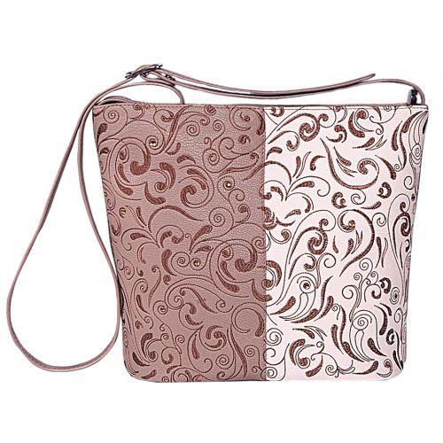 Женская сумка Alba Soboni 150892 бежевая