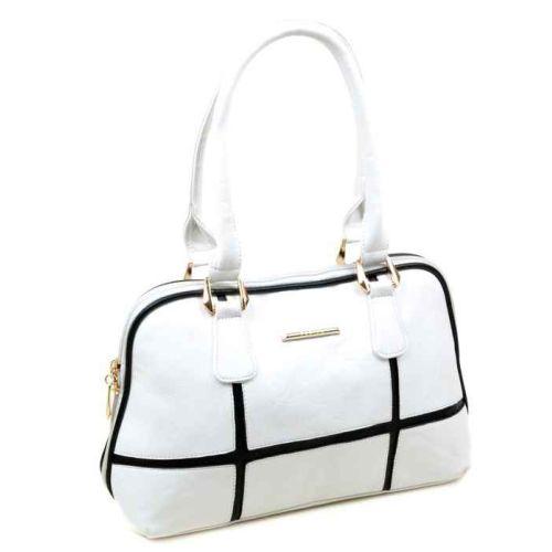 Женская сумка dr. Bond 3-3 19088 белая