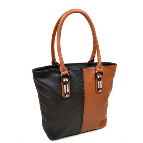 Женская сумка dr. Bond A-07 коричневая