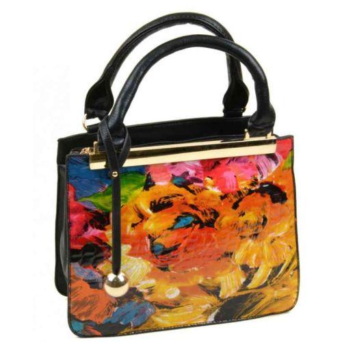 Женская сумка dr. Bond 3-3 19092 черная