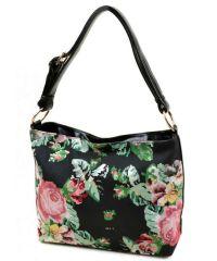Женская сумка dr. Bond 3-3 L-7040 черная