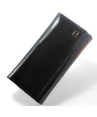 Женский кошелек dr.Bond W46 лак черный