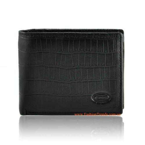 Мужской кошелек SV кожа Bretton M45 черный
