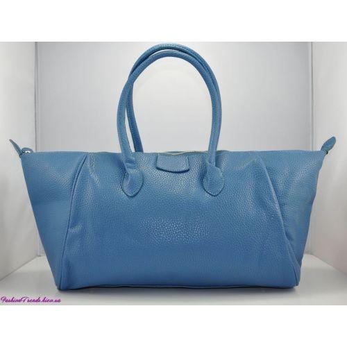 Женская сумка Hermes Bombay синяя