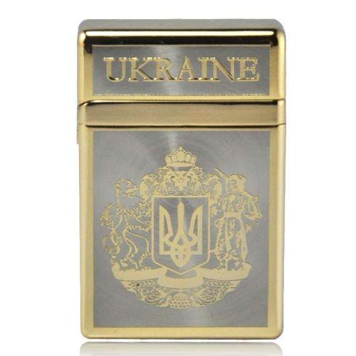 Зажигалка Україна в подарочной упаковке